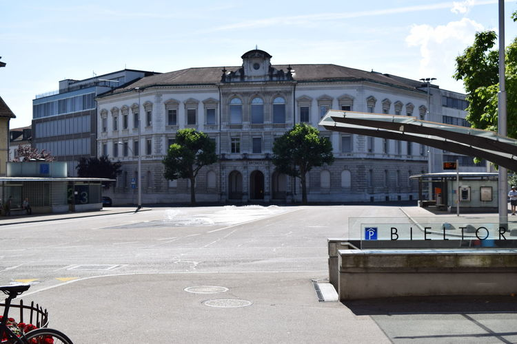 Amthausplatz Government Politics And Government Architecture Democracy Authority Politics Façade City Outdoors