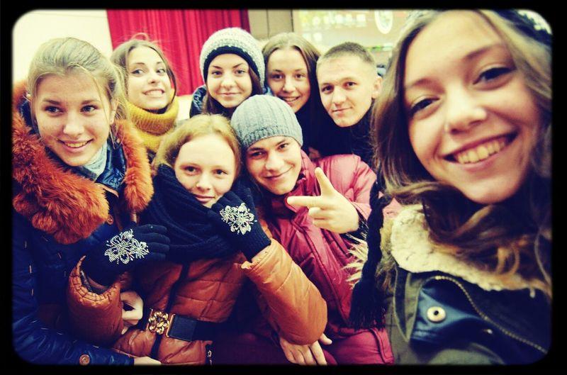 счастливые люди)) First Eyeem Photo