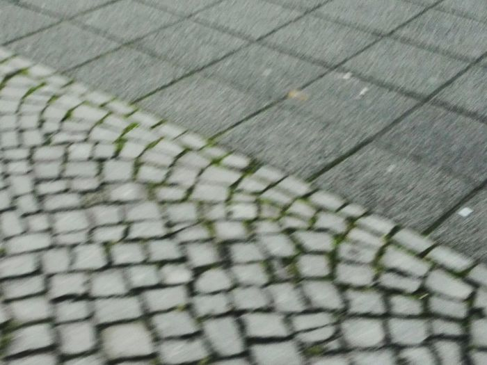 Cobblestone High Angle View No People Black And White Photography Stones Backround Perspektiv Change Kurios Day