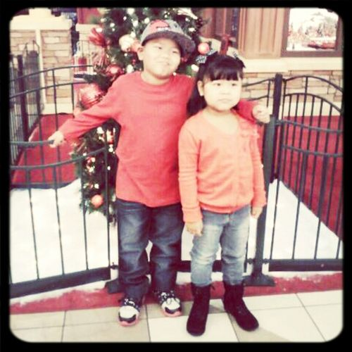 My two babies Sherwood Mall