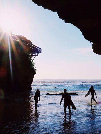 Surfers Sea