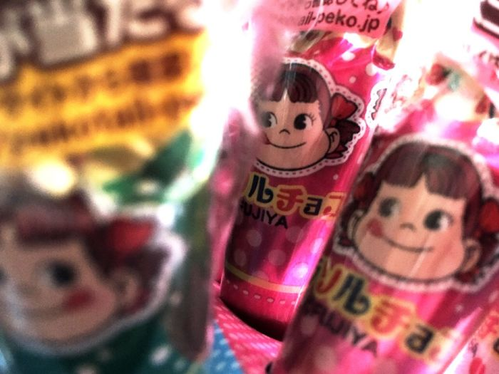その2…(*^^*) Chocolate Colors Colorful Iphonephotography 大人買い Sweets