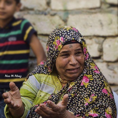 Portraits Old People Tripoli 😍❤️