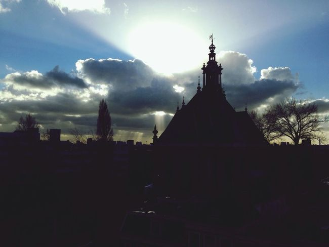 Sky Light Streetphotography Clouds And Sky