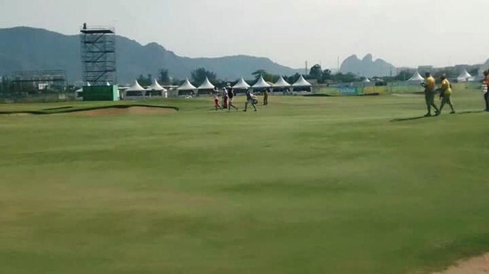 Golf Olímpico Olimpiadas2016 Competition People