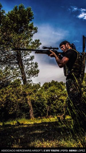 Sports Photography Airsoft Guns Catalunya