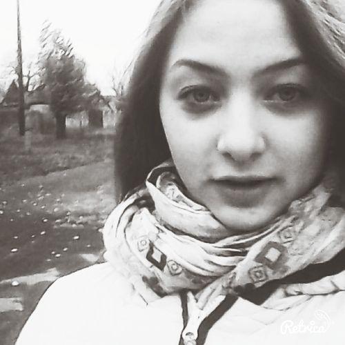 Холодная нынче осень