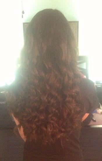 Curly Hair (: