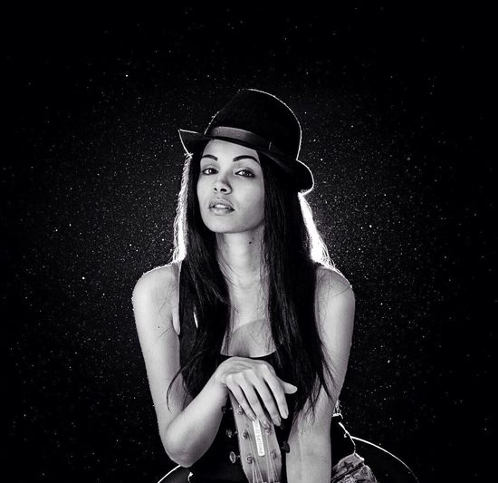 Portrait Of A Friend Portrait Blackandwhite Black And White Black & White Black&white DmitryBarykin Girl Space Studio