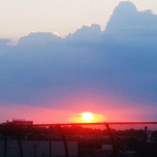 Sunday Sunrise at Long island city