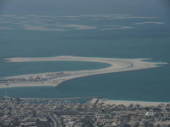 Dubai city in the uae