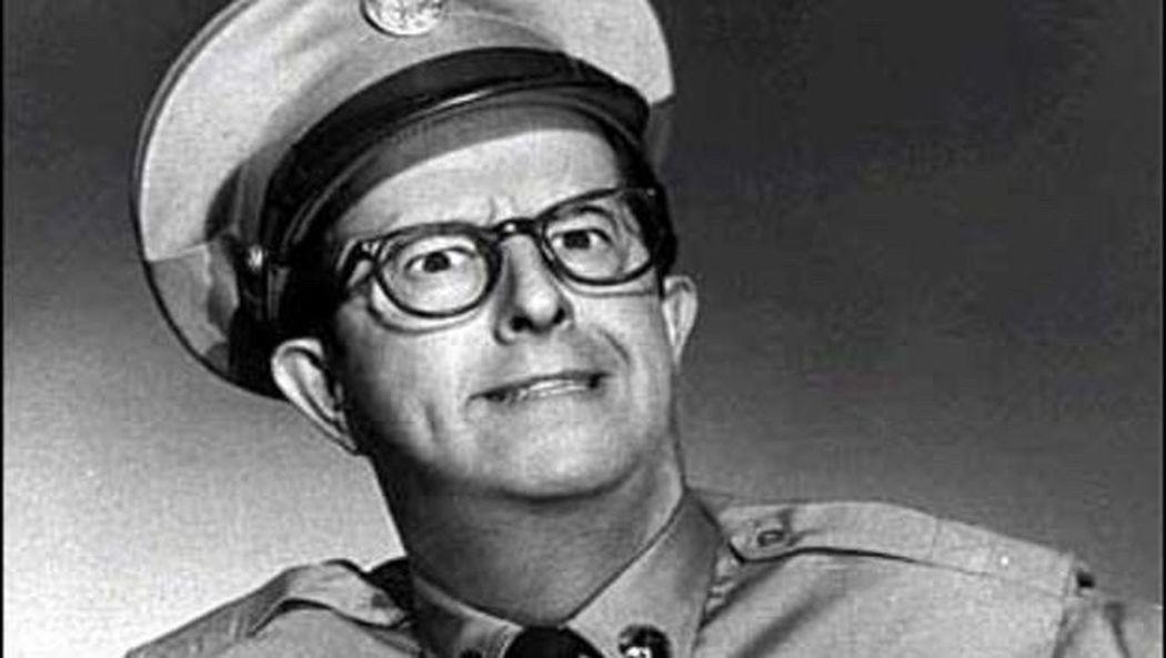 Phil Silvers Sgt Bilko