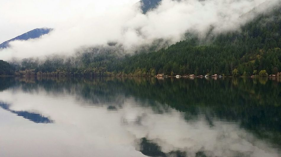 Lake Crescent, Washington State Eye Em Around The World Lake Collection The Purist (no Edit, No Filter) Reflection_collection Clouds And Water EyeEm Gallery EyeEm Nature Lover Mountain_collection Taking Photos Eye4photography  EyeEmbestshots Capture The Moment Olympic National Park Showcase: November Colour Of Life