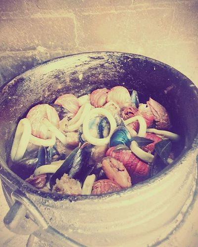 Beautiful ChilledSunday Friendsandfamily Seafood Curry Seafoodcurry Potjiekos Capetown