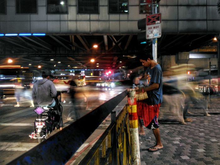 Cities At Night Blurred Motion Street Night Long Exposure Collected Community Mobilephotography EyeEm Capture The Moment Eyeem Philippines Envision The Future Street Night View Street Photography The Street Photographer - 2016 EyeEm Awards