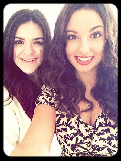 Throwback from thanksgiving with the lovely ktmidge