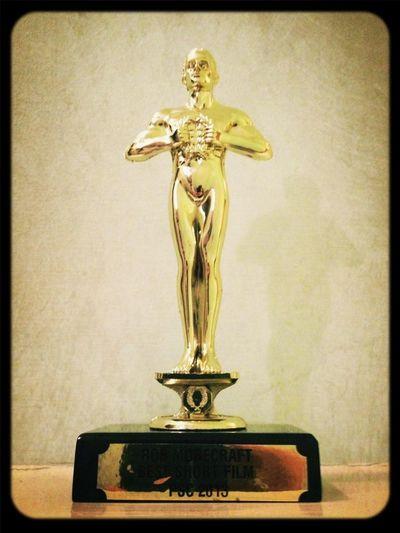 Won An Oscar!
