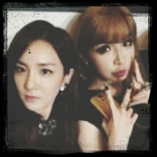2NE1 First Eyeem Photo