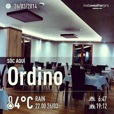 Arrosseria Ordino