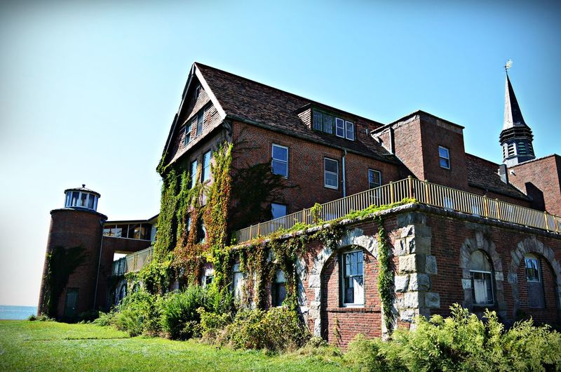 Abandoned Abandoned Buildings Architecture Building Exterior Built Structure Low Angle View