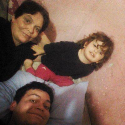 As mulheres da minha vida! Minha mãe e minha sobrinha. Presentes de Deus, só pode! Hahaha Selfie Myfamily