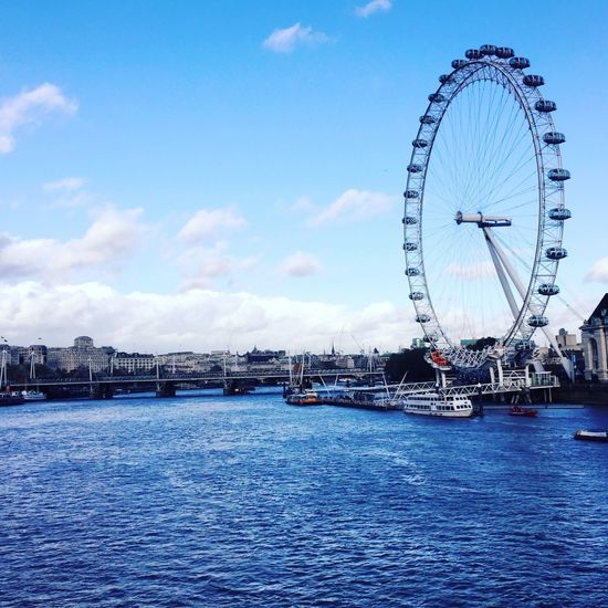 LondonEye Thames City Cityscapes Urban Streetphotography London United Kingdom Seeing The Sights