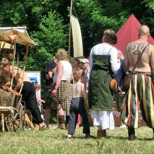 And .. please come as you are ;) Mittsommer Festival Neuschanz Netherlands