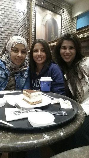 Enjoying Life Have Fun Cappucino Abu Dhabi Mall