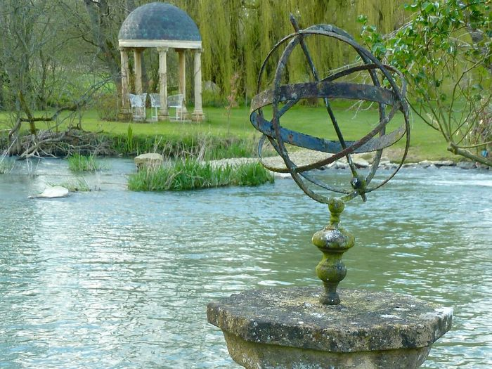 Old Swan & Minster Mill Cotswolds Country House English Heritage Flowers,Plants & Garden Tree Garden Ornament Pergola Wildlife & Nature