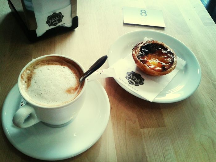 The world really needs nata. And love. And chocolate. But natas more. Pastel EyeEm Porto Sunday