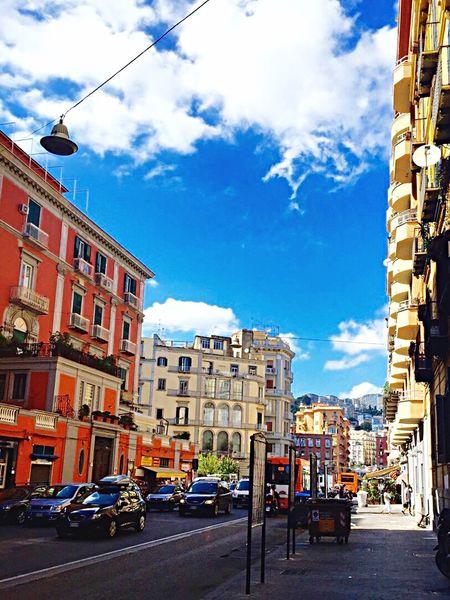 Napoli ❤ Naples City Urban Italy Beauty Lagrandebellezza Bellavita Summer ☀ Italian Style