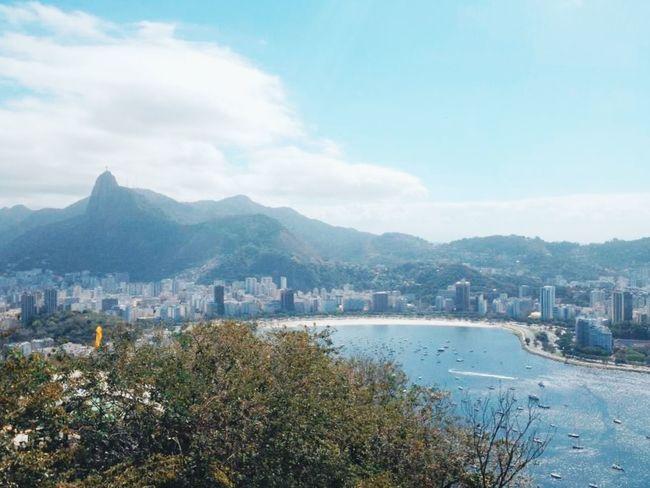 Rio de Janeiro Beach Brasil Brazil Day Destination Famous Place Outdoors Praia Pão De Açucar Rio De Janeiro Rio De Janeiro Eyeem Fotos Collection⛵ Tourism View