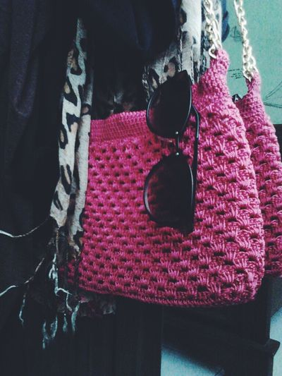 My favorite ones Sunglasses Scraft Slingbag