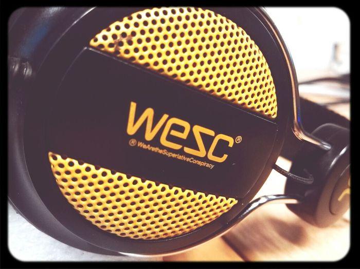 Headphones WESC