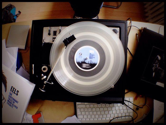 Plattenspieler Turntable Viny Schallplatte