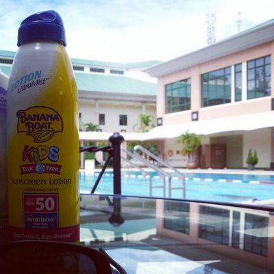 Got burnt despite the sunblock... Vitamind Overdose Brunei InstaBruDroid Andrography