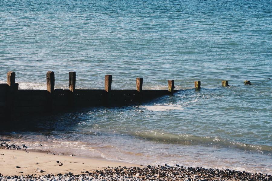 Norfolk Uk Summer Summertime Nature Spring Springtime Nature Photography Sea Landscape Seaside Sea And Sky Cromer Cromer Beach