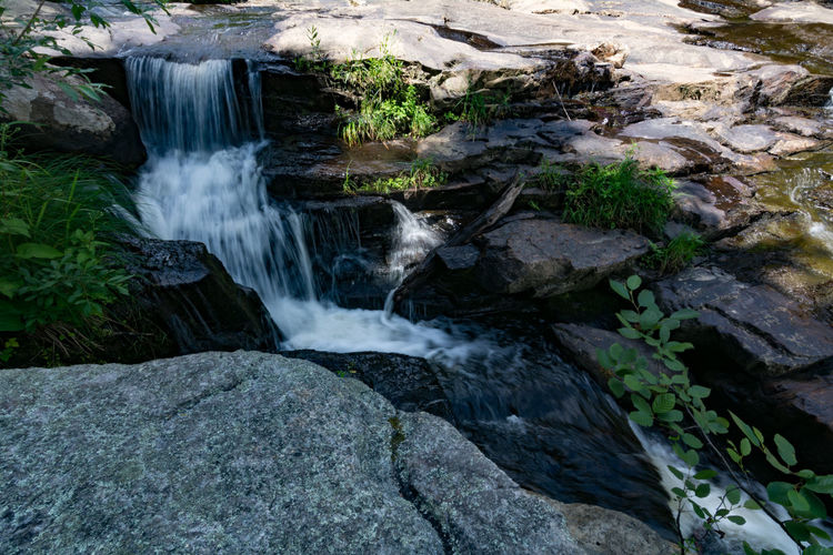 Beauty In Nature Day Glendale Falls Long Exposure Middlefield, MA Motion Nature No People Outdoors River Rock - Object Scenics Water Waterfall