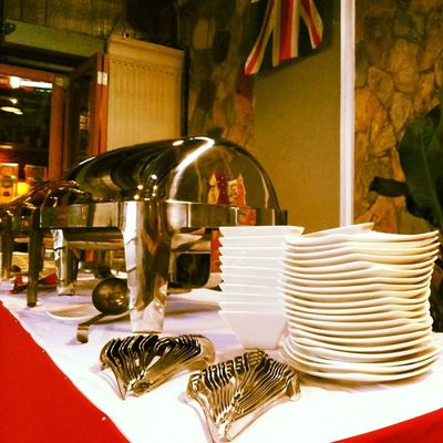Buffet Function Cafesurabaya Catering event gathering @stilrodcafe