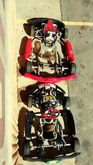 Dos box... GoKartRacing Motor Racing Kart Kartbrasil