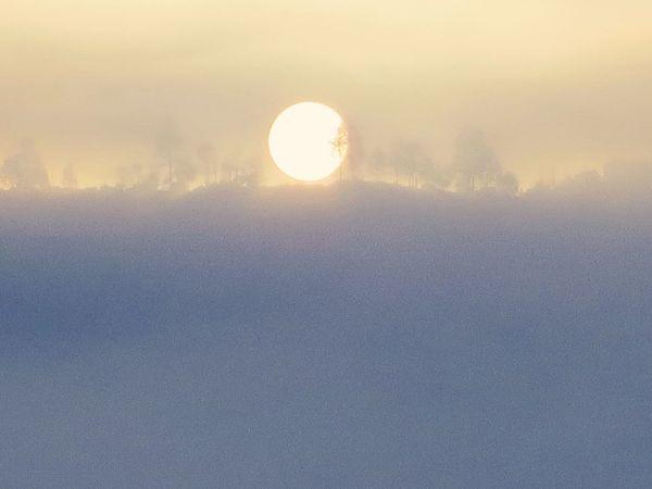 Take Photos Sunrise Mountain Bromo Zoom Misty Morning Canon Ixus From My Point Of View Eyeemphotography EyeEm Indonesia