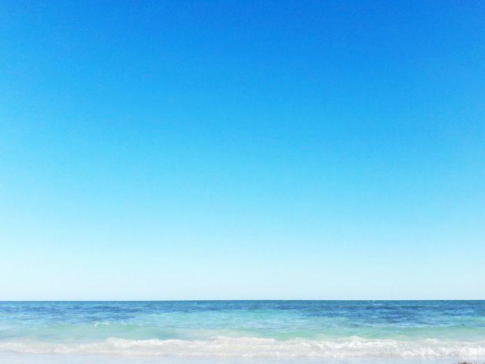Blue Sea Clear