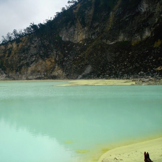 Nature EyeEm Nature Lover Sulfur_at_Patuha_mountain White Crater Bandung, west java, Indonesia
