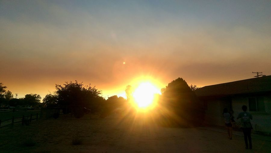 ☀ Sunset HighDesert MyPhotography First Eyeem Photo