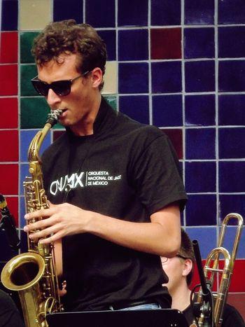 Endulzando el oído Jazz CENART Ciudad De México Music Tranquility Manteca Cool Saxophonist Saxofone🎷