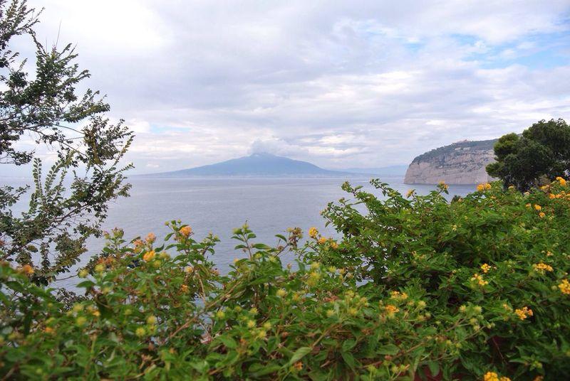 Vesuvio Beauty In Nature Idyllic Power In Nature Sorrento Coastal Greatness Mountain_collection