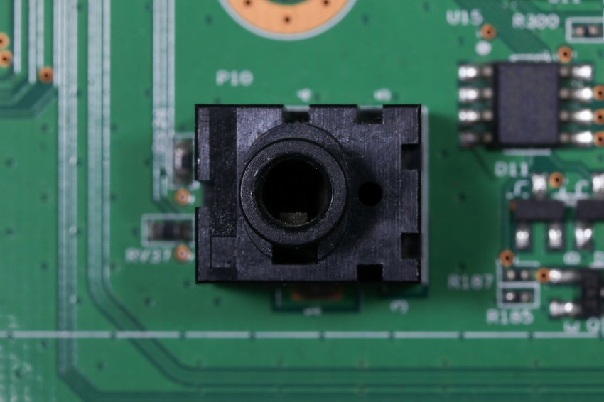 3.5 Mm Jack Audio Audio Equipment Electronic Mother Board Motherboard. Motherboards Circuit Board Circuit Boards Close-up Complexity Computer Chip Computer Equipment Computer Part Connection Control Panel Electronic Equipment Electronics Industry Factory Imputrefacte Industry Motherboard Input Mother Board Motherboard Technology