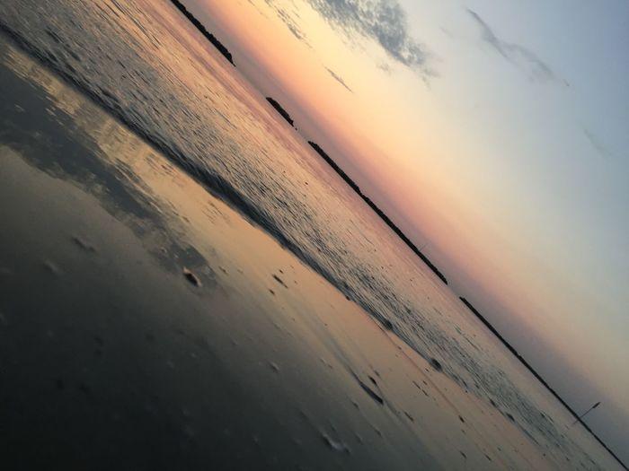 Sunset Tilt Sky