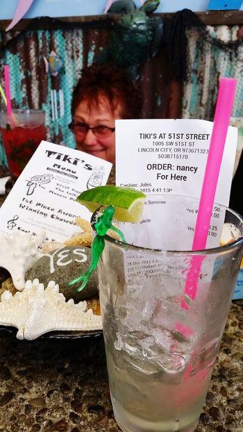 My Smartphone Life Tiki Drink Kon-Tiki: Your Adventure Love Tiki