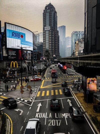 City Sign Road